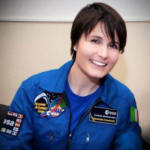 Samantha Cristoforetti - Astronauta Italiana