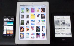 Meus Leitores de e-books
